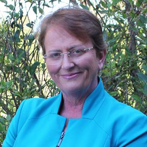 Margot Mains, Chief Executive of the Illawarra Shoalhaven Local Health District
