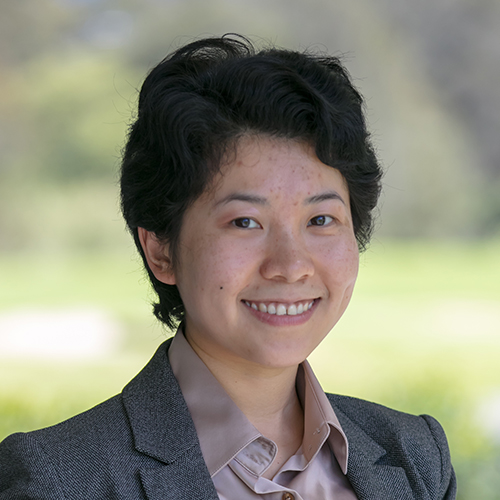 Associate Professor Xiaoqi Feng. Photo by Mark Newsham.