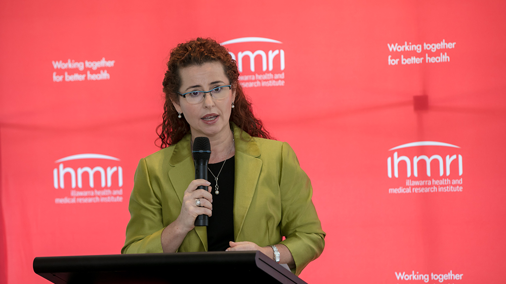 Nadia Levin, CEO and Managing Director of Research Australia. Photo by Mark Newsham.