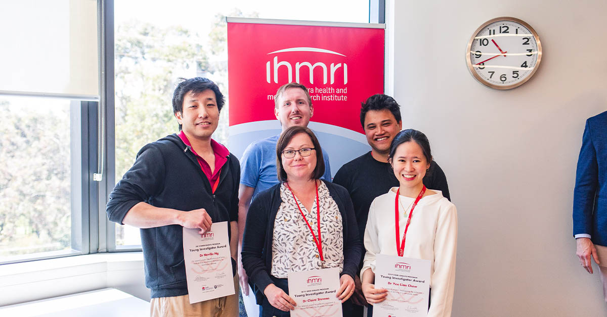 IHMRI young investigator Awards
